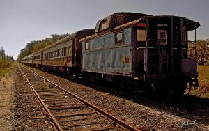 Cape May Railroad - WP by barefootphotography