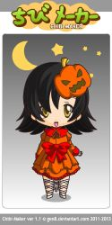 Zina:  her Halloween outfit by Rainathena-Chan