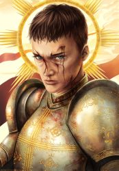 Joan of Arc by GLPing