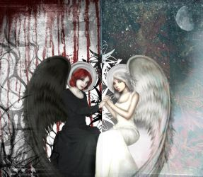 revelations of good and evil by PrayForThisSuicide
