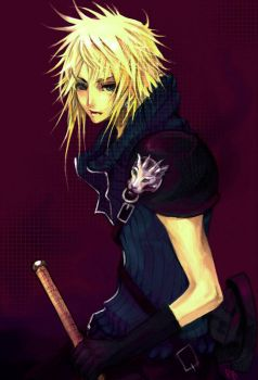 Cloud Strife by ProdigyBombay