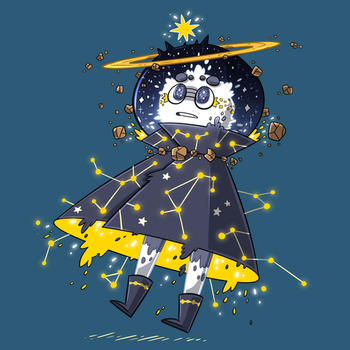 Witch Academy - (15/15) - Space Witch by ZeTrystan