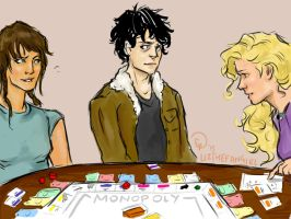 Monopoly by lizthefangirl