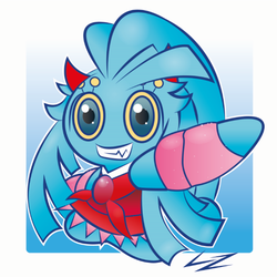 Manaphy by Brumirage