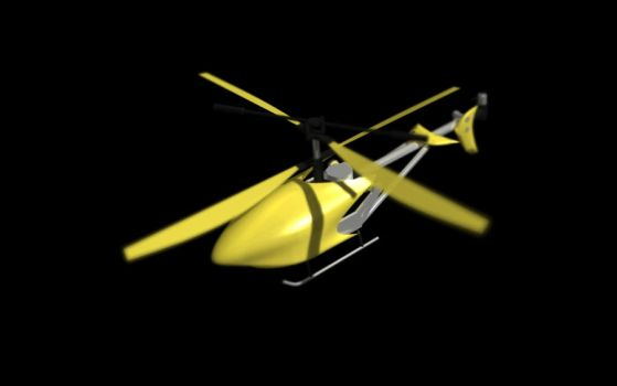 RC Helicopter by zebarnabe