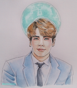 Jonghyun Forever by Pulimcartoon