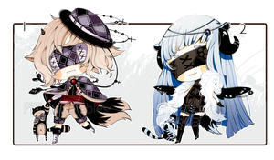 [CLOSED] ADOPT AUCTION 184 - Blind Lace by Piffi-sisters