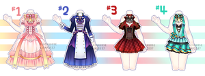 [CLOSED] Outfit Adoptable#3 by Black-Quose