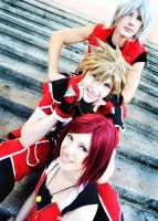 Sora - Valor Team 2 by SoraPaopu