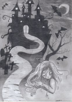 Haunted Castle by crazy1993