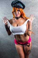 Anime Expo 2018 - Roxy(PS) 03 by VideoGameStupid