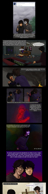 Capricious Queries: Humanstuck Intermission by ippylovesyou