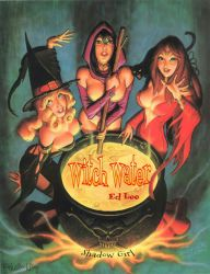 Witch Water by 5hadow-Girl
