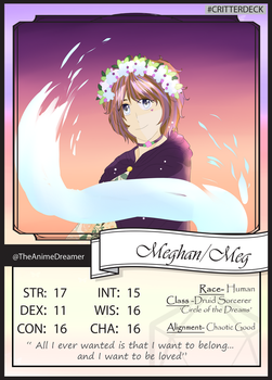 My #Critterdeck 2018 by MeghansDreamDesigns