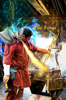 The Forge by laeti-k