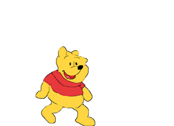 Winnie the Pooh- Pooh Bear by TotallyTunedIn