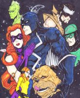 Inhumans by ChrisOzFulton