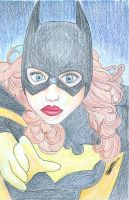 Gotham's Knightess by songofafreeheart