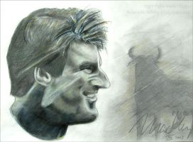 Michael Laudrup by Gopherproxy