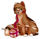 Wrappin' Presents! by Raspbearies
