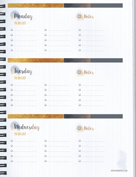 DOITKEY Weekly Planner by Fustro