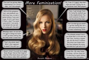 More Feminization by amandahawkins71