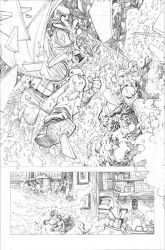 INV83 HI-res pencil for INKING by RyanOttley