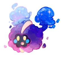 Cosmog!! by Nauseatingly