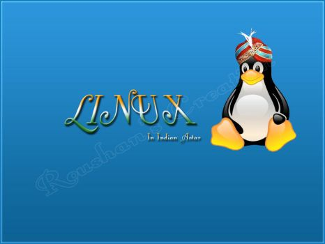 Linux In Indian Flavour by roushank