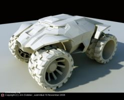 vehicle concept WIP by neuromancer2