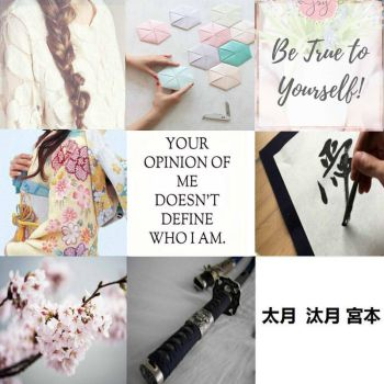 ( You can't define me) Tatsuki Miyamoto  Aesthetic by Angel-Angel-1