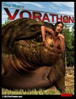 VORATHON BOOK 6 AVAILABLE NOW by PerilComics