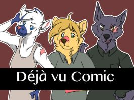 Kickstarter for comic is up! SHow your support! by FoxHolliday