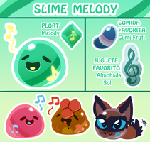 Slime Melody by Mararia0w0