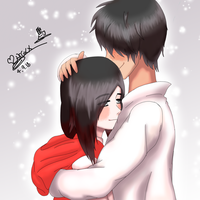 RG - One Sweet Moment(Collab) by HeartshiningXX