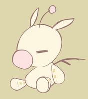 Moogle by RepeatingNumbers