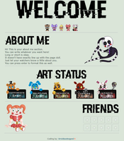 * Free * Non-Core Five Nights at Freddy's by UrsidaeAngeni