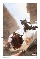Scavenger Scrap by JakeMurray