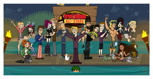 Total Drama Non Canon All Stars by Mother-of-Trolls