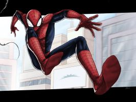 Here comes the Spider-Man by J-Garou