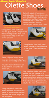 Olette Shoes Tutorial by MangoSirene