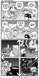DC:P - Poor Directions by Lorddragonmaster