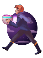 [VLD] A Young'in (Voltronween/CoranWeek) by Jeroine