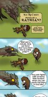 Pointless Monster Hunter Comic by Anuwolf