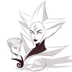 Sketch White Diamond by NinaLife31