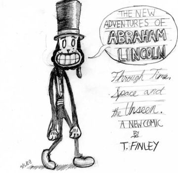 Honest Abe-Pencils by Angryviking
