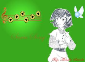 Saria's Song by Minako001