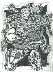 #cable by BSarilar