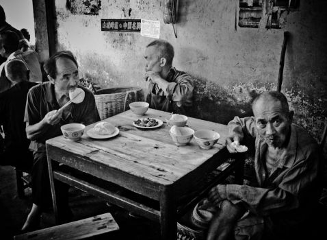 Sichuan people #1 by clalepa