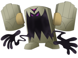 Fakemon: YOU, SHALL NOT, PAAAASSSSSSS! by That-One-Leo
